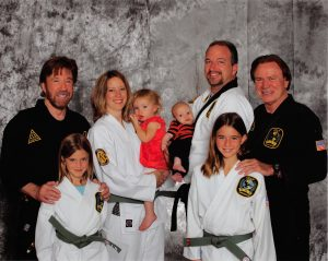 Cannon Karate Chuck Norris