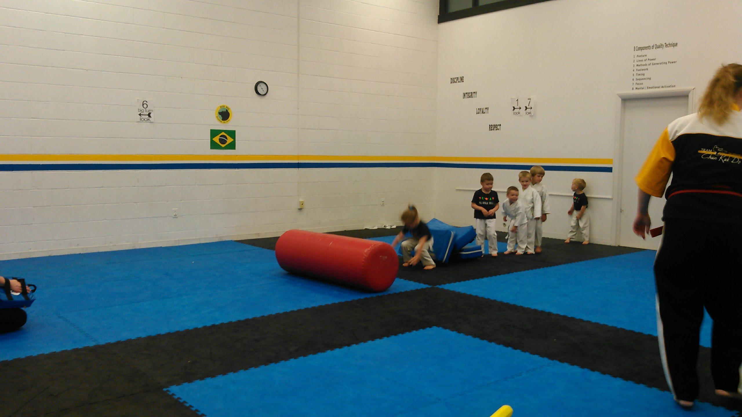 Cannon Karate Kickers