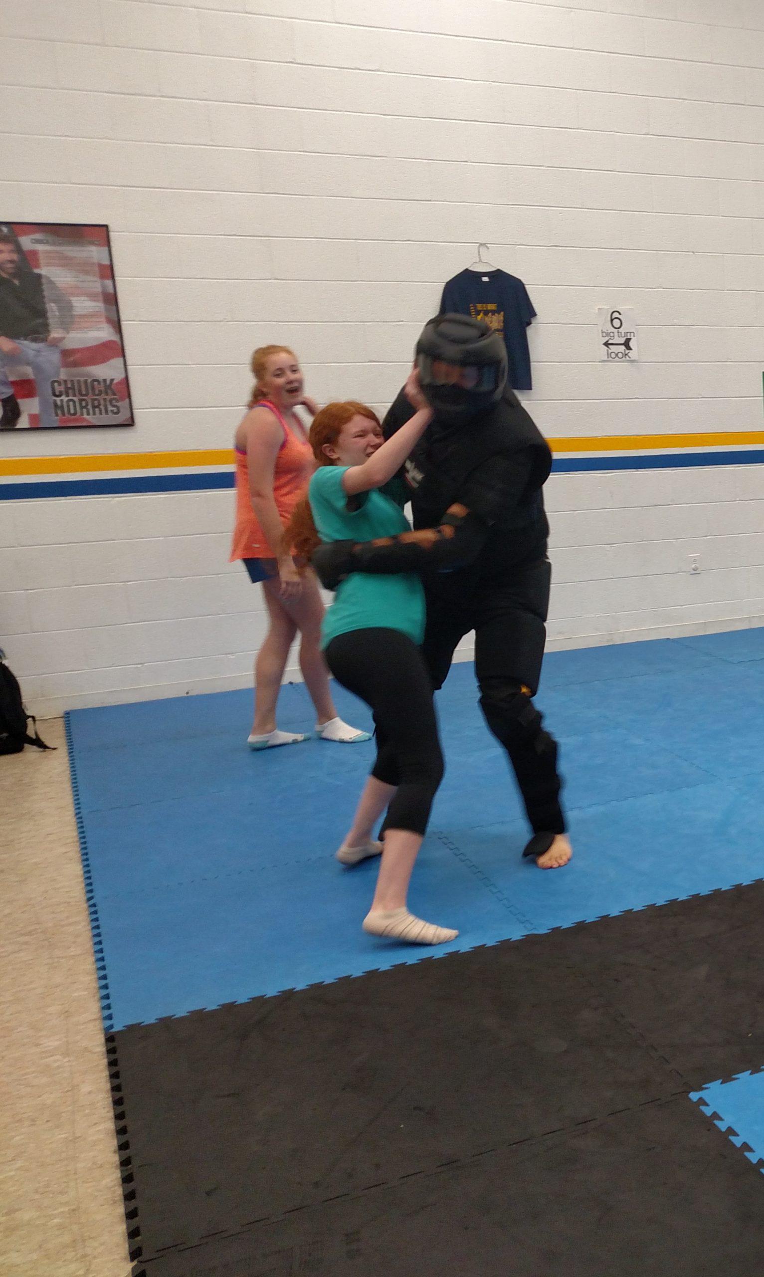 Cannon Karate Self Defense